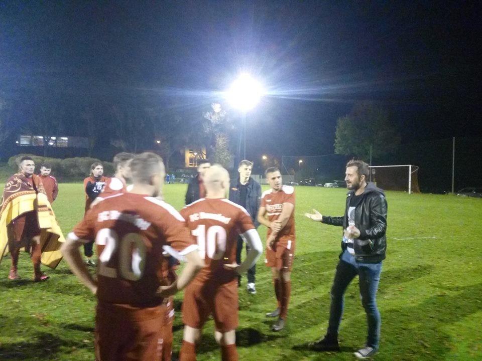 FC Schwandorf - FC Bonndorf 1:5 (0:0)