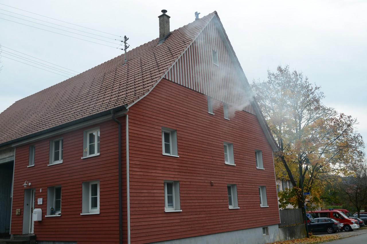 Jahreshauptprobe der Feuerwehr Bonndorf, Samstag  21.Oktober 2017